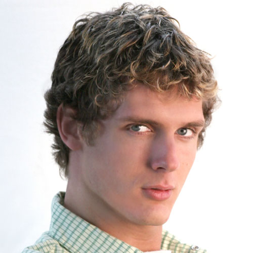 Curly Hairstyles for Men Tips
