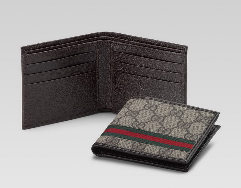Gucci Wallet For Men Replica Fashion Belief