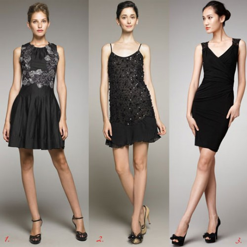 Little Black Dress 2012