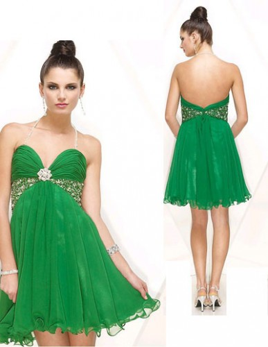 short prom dresses 2012 | Fashion Belief
