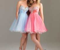 Short Prom Dresses for the Cutest Prom Girl