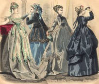 The Fascinate of Victorian Dress Patterns