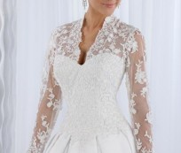 Wedding Dresses with Sleeves for the Unforgetable Moment