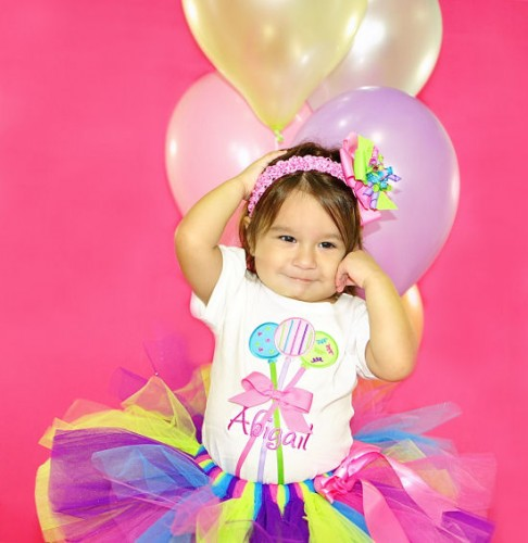 1st Birthday Outfits for Girls Tutu