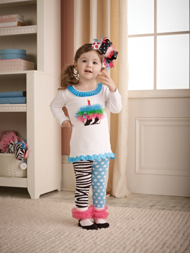1st Birthday Zebra Outfits For Girls