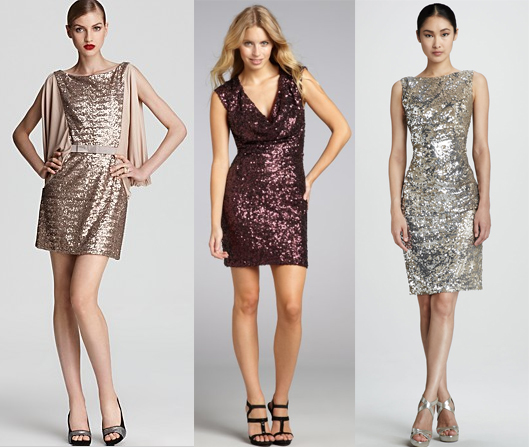 2009 christmas cocktail dresses