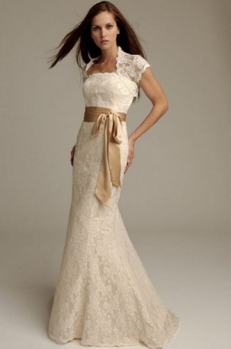 2012 Lace Wedding Gowns