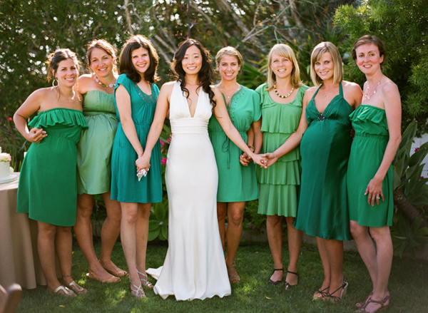 Beach Wedding Bridesmaid Dress