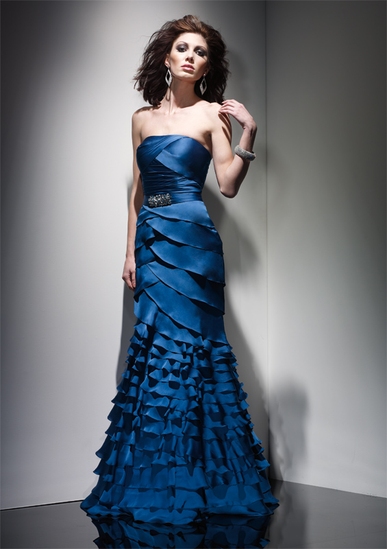 Blue Prom Dresses Under 100