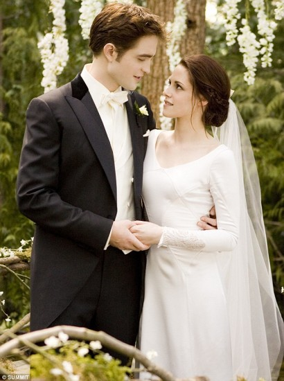 Breaking Dawn Wedding Dress Edition