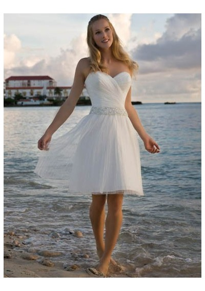 Casual Bridesmaid Dresses Beach Wedding