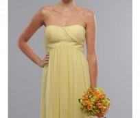 Short Bridesmaid Dresses for the Owner of a Beautiful Leg