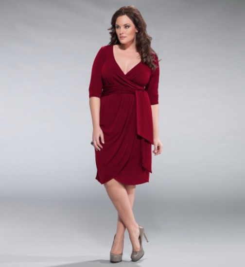 Cocktail Dresses Plus Size Women