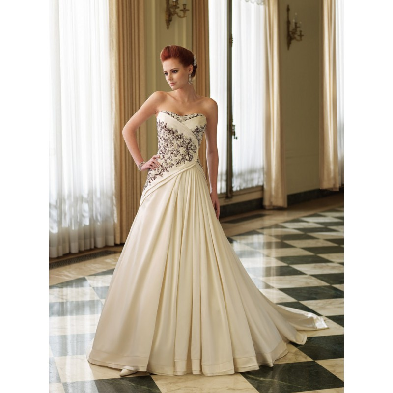 Color Wedding Dresses 2010