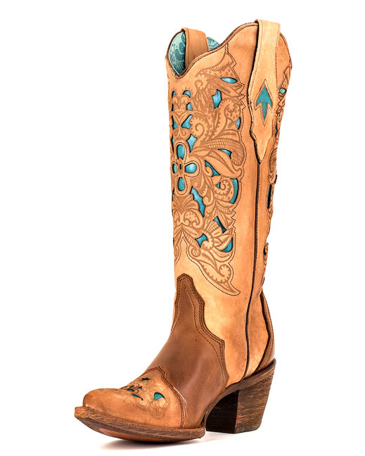 Corral Cowgirl Boots Women