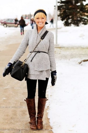 Cute Winter Outfits For Going Out | Fashion Belief