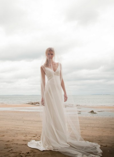 Designer Beach Wedding Dress
