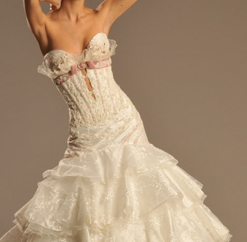 Designer Couture Wedding Gowns