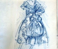 Fashion Design Drawing: among Lifestyle and Art