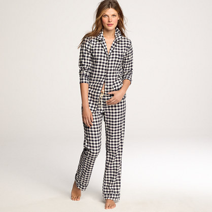 Flannel Pajamas for Tall Women