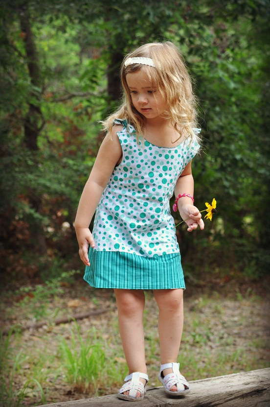 Flower Girl Dress Patterns Free
