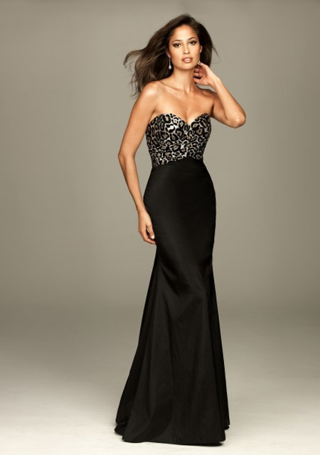 Formal Evening Gowns Picts
