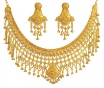 The Most Glamour Gold Necklace Design