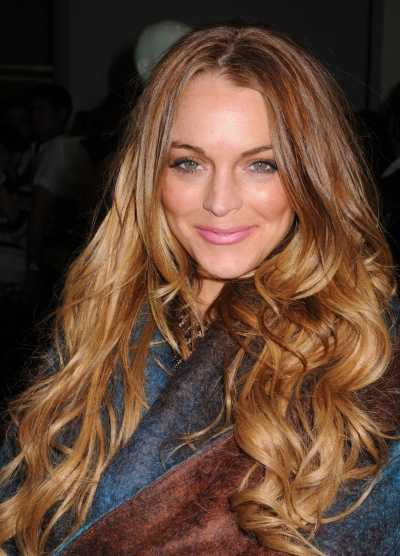 Heavy Blonde Highlights on Brown Hair