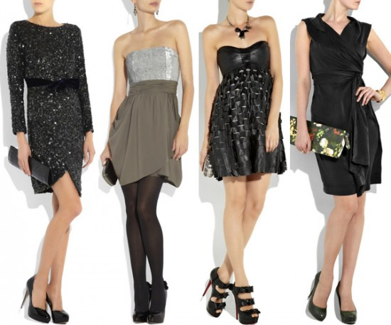 Holiday Party Dresses 2010
