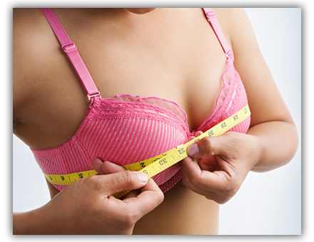 How To Measure Bra Size At Home