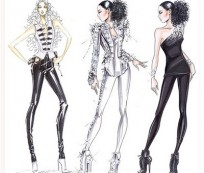 Sketches of Fashion Design for Beginner