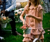 One of Important Wedding Accessories: Flower Girl Basket