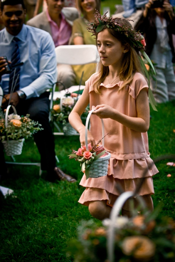 How To Make A Basket For Flower Girl : How to make flower girl baskets fashion belief