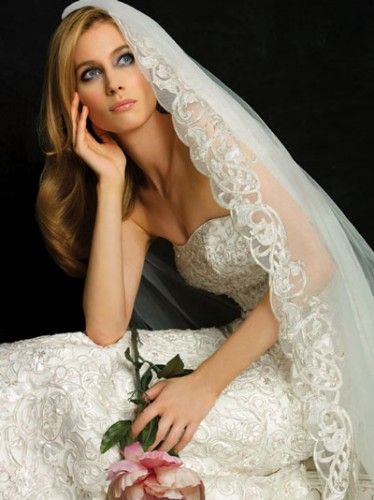 Lace Wedding Gowns 2010