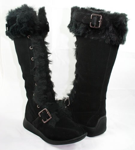 Large Size Women's Winter Boots