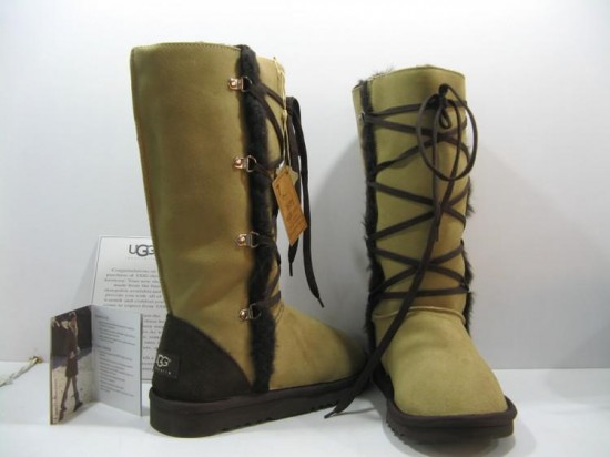 Leather Ugg Boots for Women