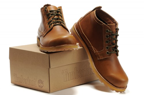 Leather Work Boots For Men