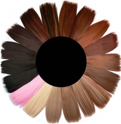 Light Brown Hair Color Chart Fashion Belief