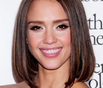 Beautiful and Healthy Golden Brown Hair Color