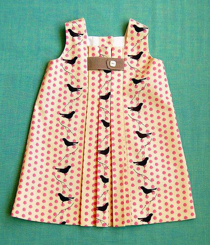 Little Girl Dress Patterns Free