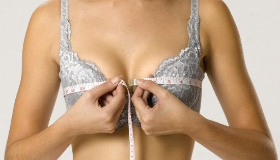 Measure Your Bra Size
