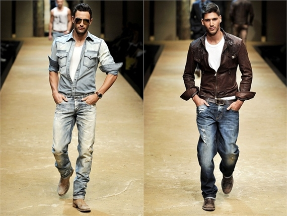 Men Jeans Fashion Belief