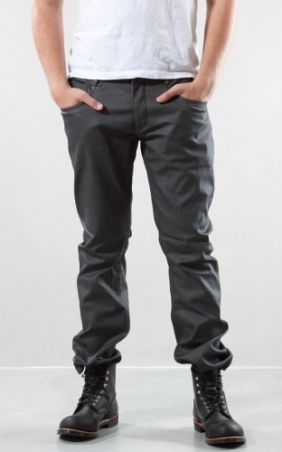 Men Jeans Tucked In Boots Fashion Belief