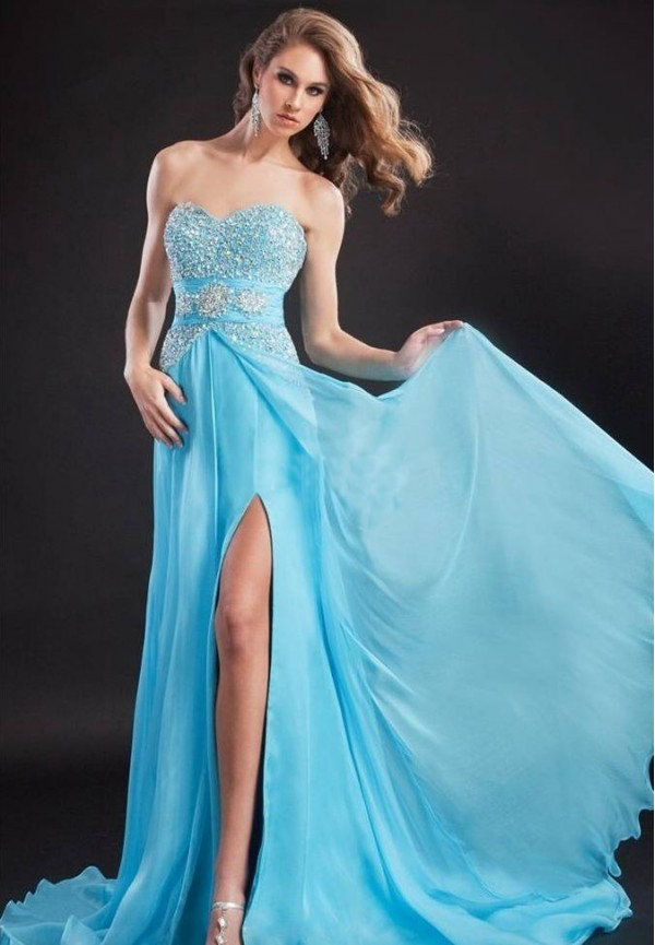 Mermaid Prom Dresses Under 200