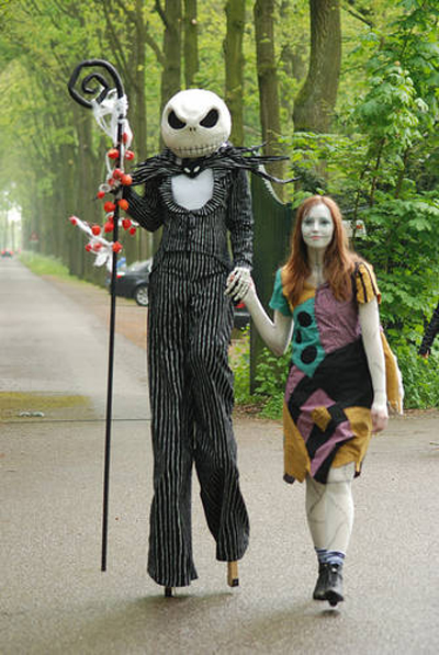 Nightmare Before Christmas Halloween Costumes | X-Mas