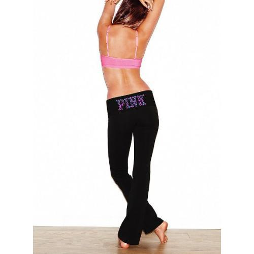 Pink Yoga Pants Review