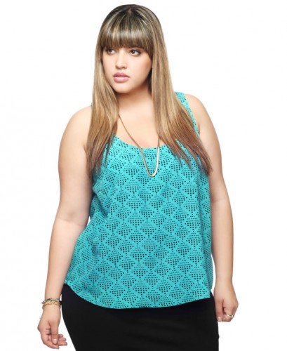Plus Size Club Tops