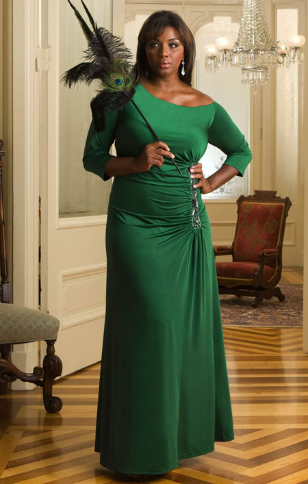 Plus Size Evening Gowns Dresses