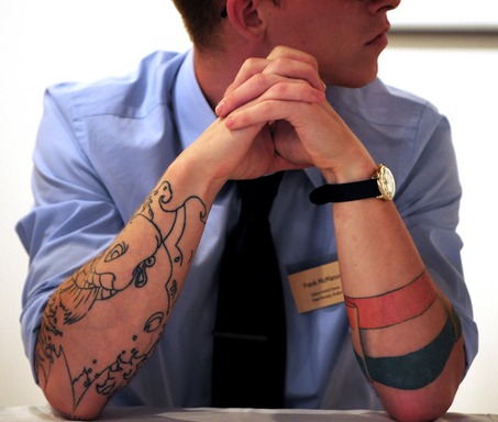 Professional Dress Code And Tattoos