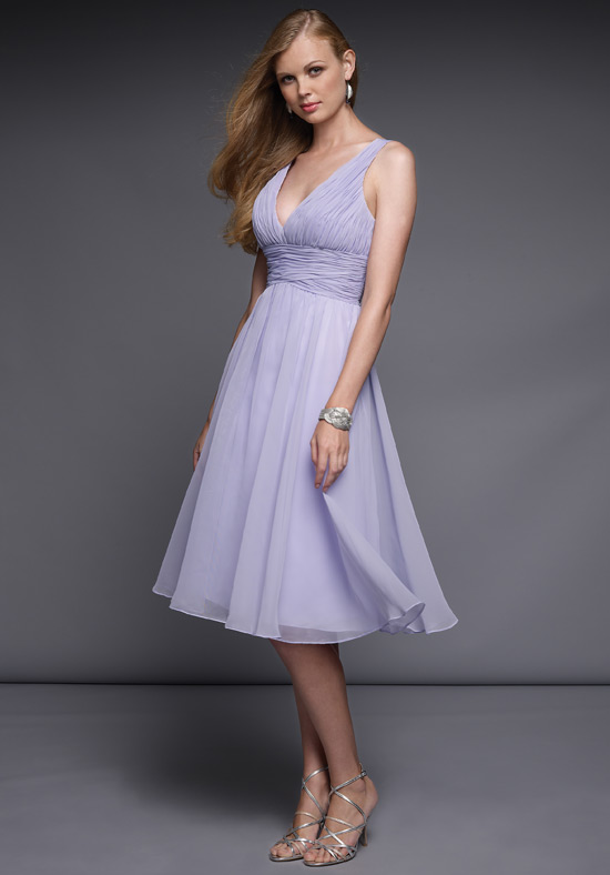 Purple Bridesmaid Dresses Under 100
